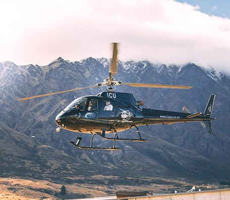 Best Luxury Accommodation Queenstown Heli