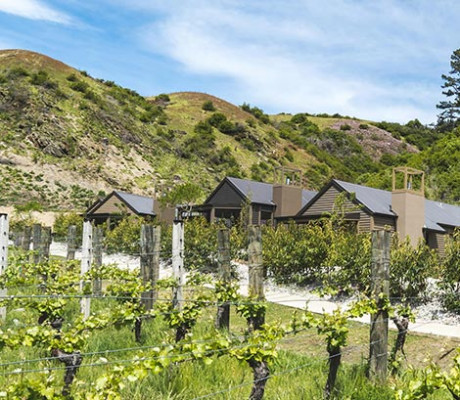 Central Otago Luxury Accommodation